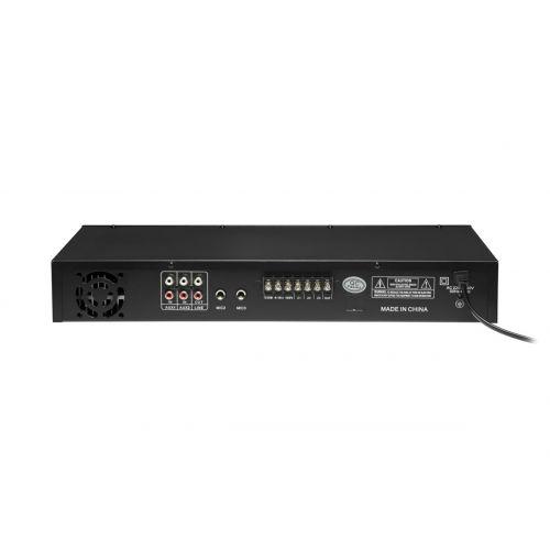 Трансляционный усилитель мощности DV audio LA-120.3P