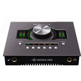 Аудиоинтерфейс Universal Audio Apollo Twin X DUO Heritage Edition