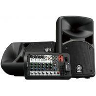 Комплект звукового оборудования YAMAHA STAGEPAS 400BT