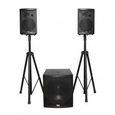 Комплект звукового оборудования Lotronic SMATE-12