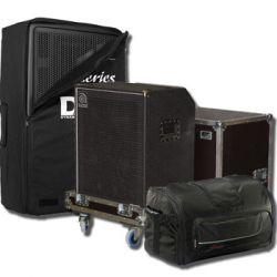 Кейсы и чехлы для акустических систем