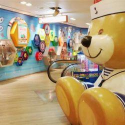 Озвучивание детских развлекательных центров