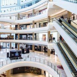 Озвучивание торговых центров