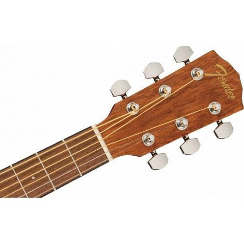 Акустическая гитара Fender FA-15 STEEL 3/4 MOONLIGHT BURST WN w/BAG