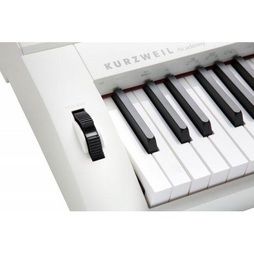 Цифровое пианино Kurzweil KA-90 WH + сертификат на стойку и бесплатная доставка!