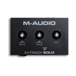 Звуковая карта M-AUDIO M-Track Solo