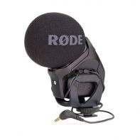 Накамерный микрофон для фото/видеокамеры Rode Stereo VideoMic Pro
