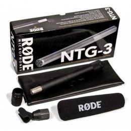 Накамерный микрофон для фото/видеокамеры Rode NTG-3