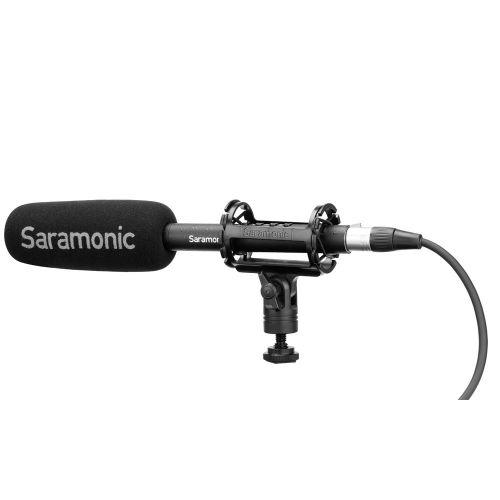 Микрофон-пушка Saramonic SoundBird T3