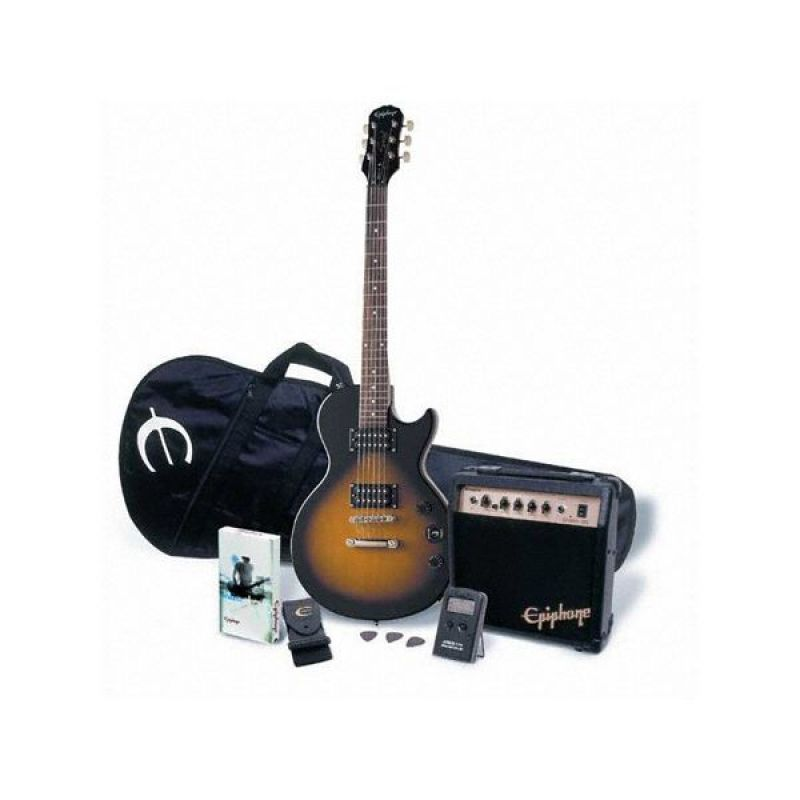 Электрогитара Epiphone Playerpack Special II EB CH