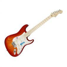 Электрогитара Fender American Deluxe Stratocaster ASH MN
