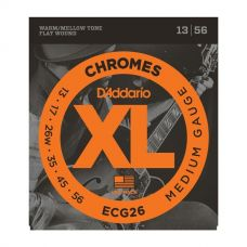 D`ADDARIO ECG26 XL XL CHROMES MEDIUM (13-56)