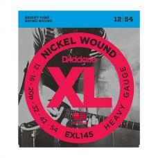D`ADDARIO EXL145 XL HEAVY (12-54)