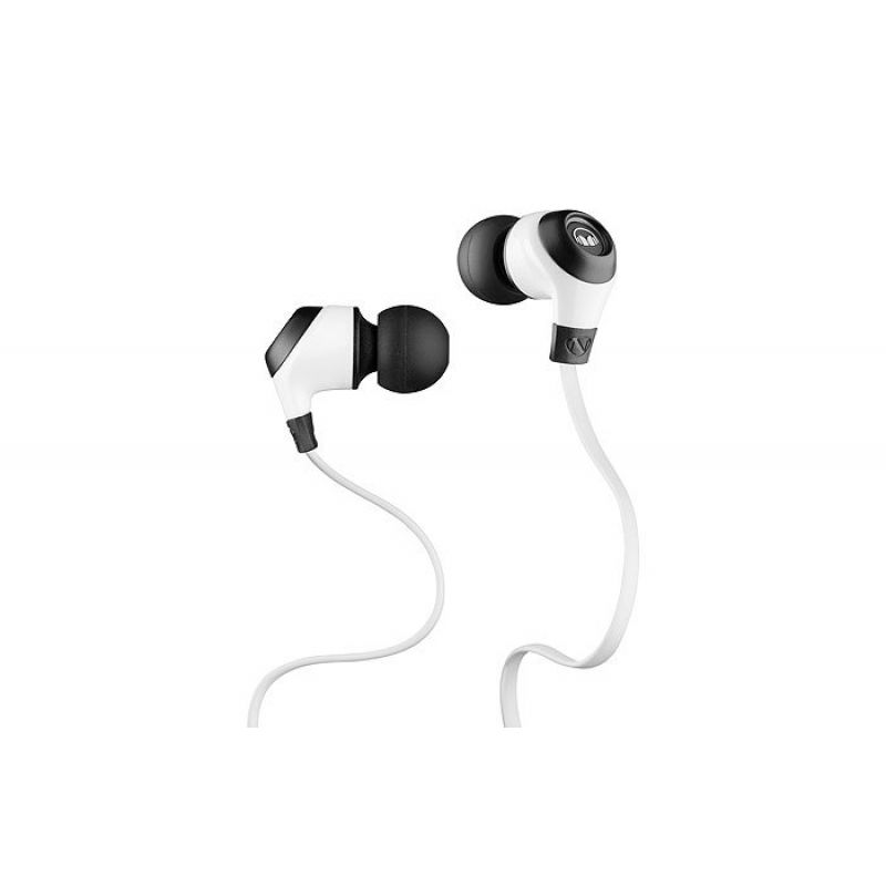 Monster® NCredible NErgy In-Ear Headphones - Frost White