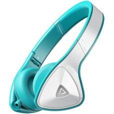 Monster® DNA On-Ear Headphones -White Over Teal