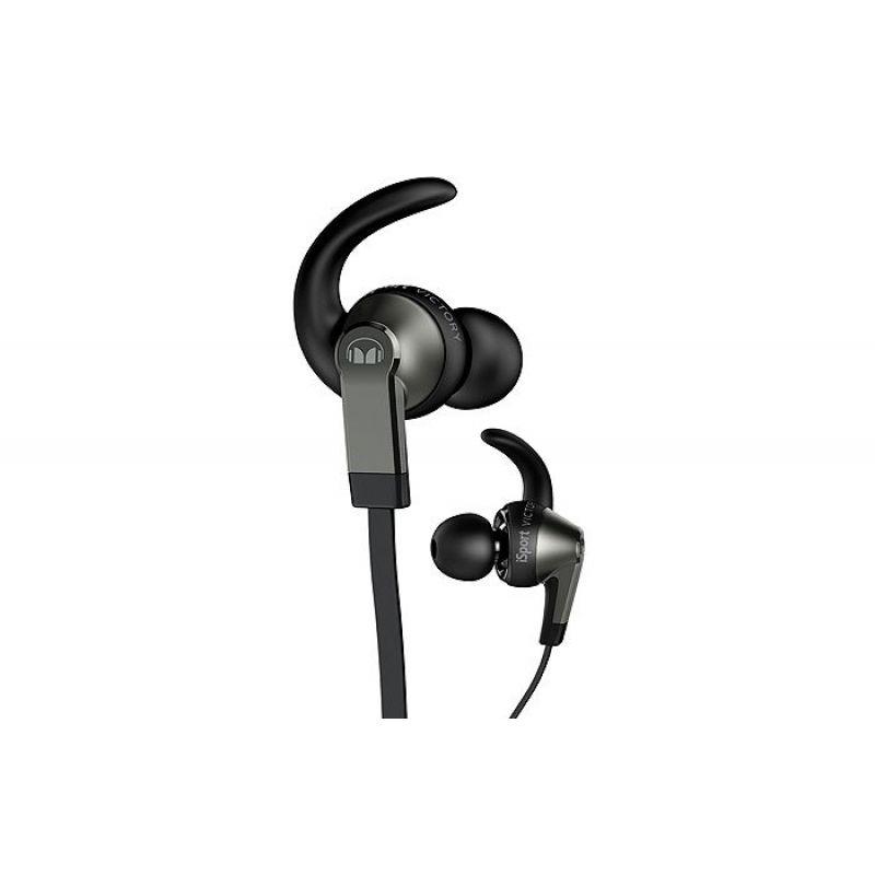 Monster® iSport Victory In-Ear, Apple ControlTalk - Black