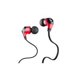 Monster® NCredible NErgy In-Ear Headphones - Cherry Red