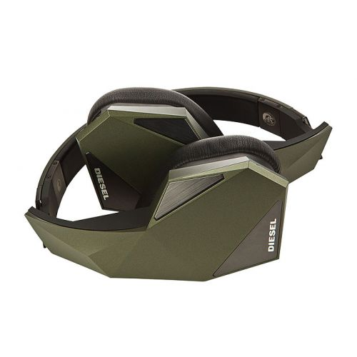 Monster Diesel VEKTR On-Ear - Military Green