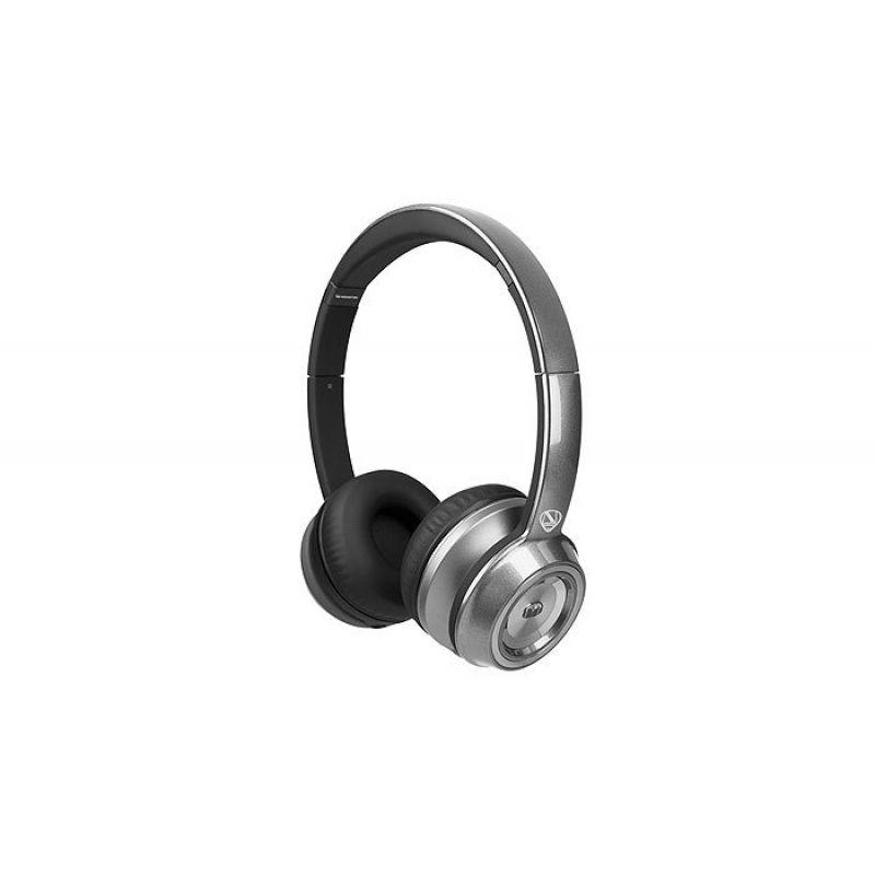 Monster® NCredible NTune Pearl On-Ear Headphones - Pearl Silver наушники