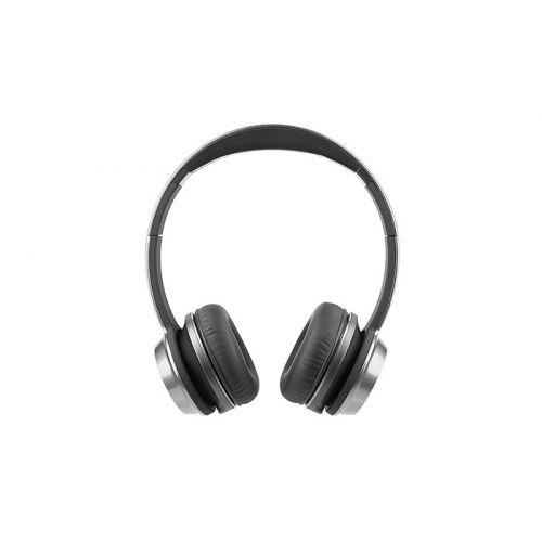 Monster® NCredible NTune Pearl On-Ear Headphones - Pearl Silver