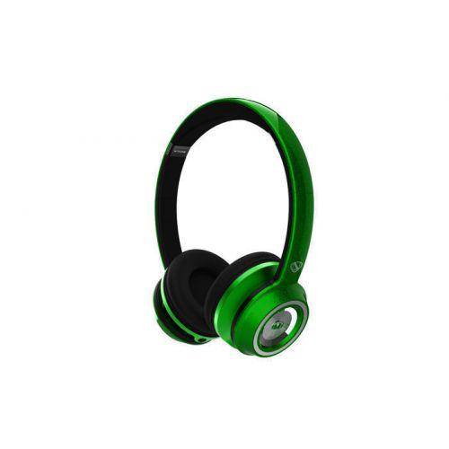 Monster® NCredible NTune On-Ear - Candy Green наушники