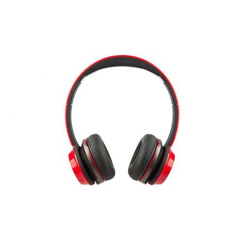 Monster® NCredible NTune Solid On-Ear Headphones - Solid Red наушники