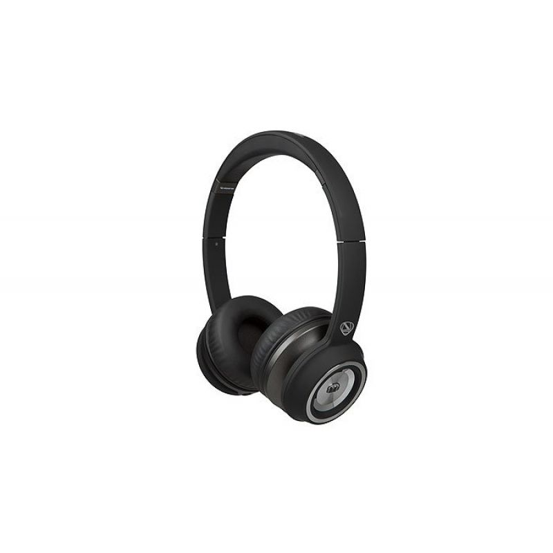 Monster® NCredible NTune Matte On-Ear Headphones - Matte Black