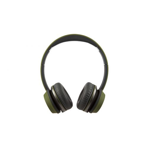 Monster® NCredible NTune Matte On-Ear Headphones - Matte Green