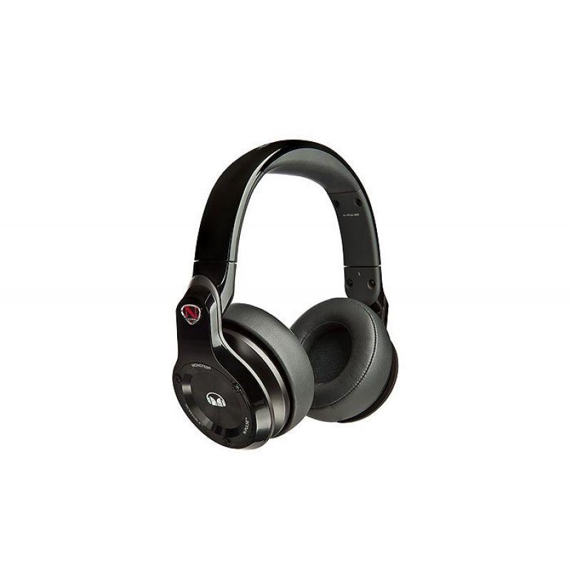 Monster® NCredible NPulse Over-Ear Headphones - Black