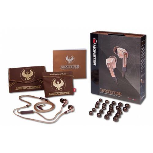 Monster® Gratitude In-Ear Headphones - Multilingual наушники