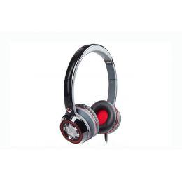 Monster NCredible NTune On-Ear Headphones by Monster® (Red/black)