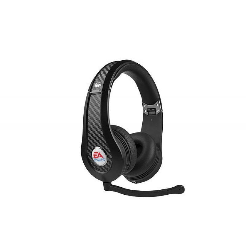 Monster Game® MVP Carbon On-Ear Headphones by EA Sports™ - Black