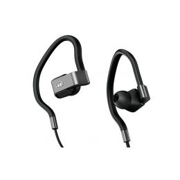 Monster® Inspiration In-Ear Headphones - Multilingual In-Ear, Apple ControlTalk - Black