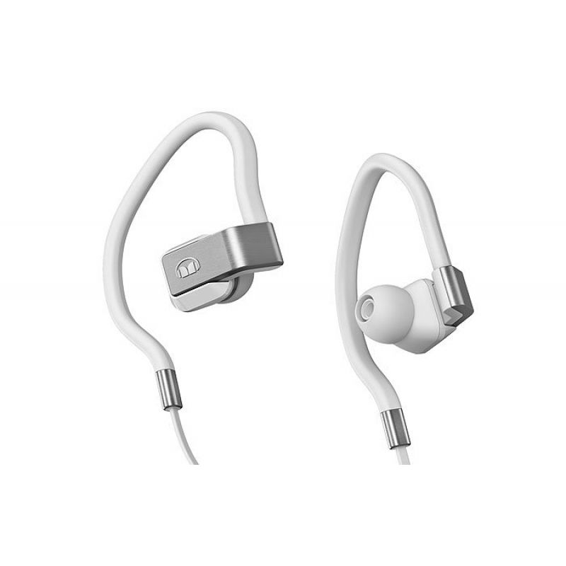 Monster® Inspiration In-Ear Headphones - Multilingual In-Ear, Apple ControlTalk - White