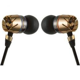 Monster Turbine Pro Gold Audiophile In-Ear
