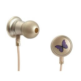 Monster Butterfly by Vivienne Tam with ControlTalkIn-Ear Headphones  наушники
