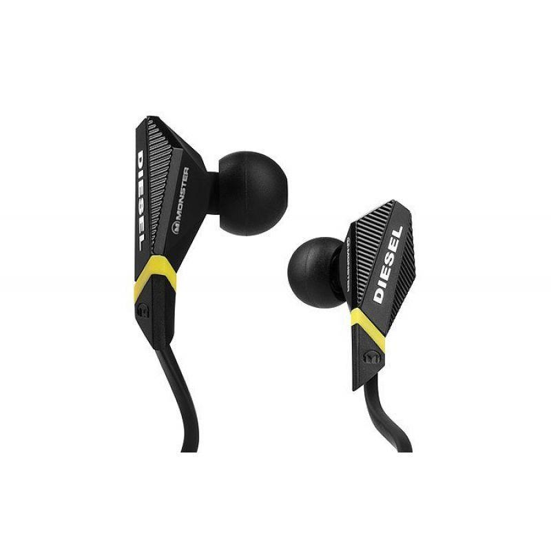 Monster Diesel VEKTR In-Ear Headphones ControlTalk Universal - Black наушники