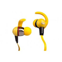 Monster iSport LiveStrong with ControlTalk (Уellow) наушники