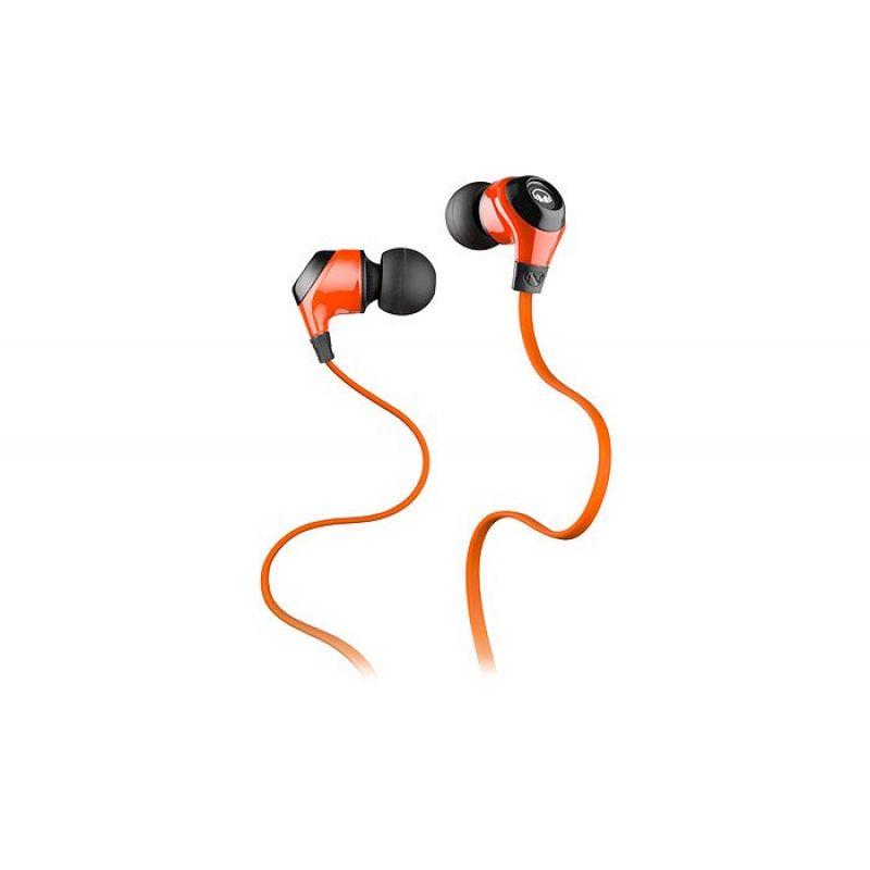 Monster® MobileTalk™ In-Ear Headphones Noise Isolating - Juice Orange