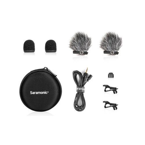 Петличный микрофон Saramonic DK5A