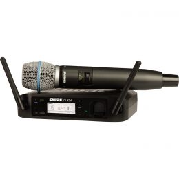Радиосистема с ручным микрофоном Shure GLXD24E/B87A