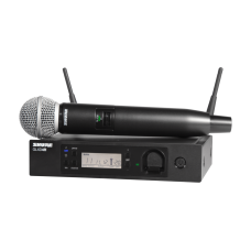 Радиосистема с ручным микрофоном Shure GLXD24RE/SM58
