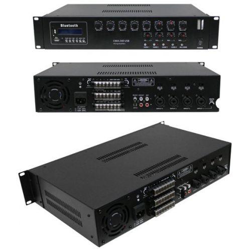 Трансляционный усилитель мощности MT-Power CMA-240USB
