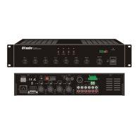 DV audio PA-120 P