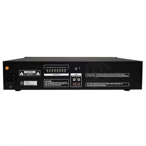 Трансляционный усилитель мощности ARCTIC HENTR XDU2404
