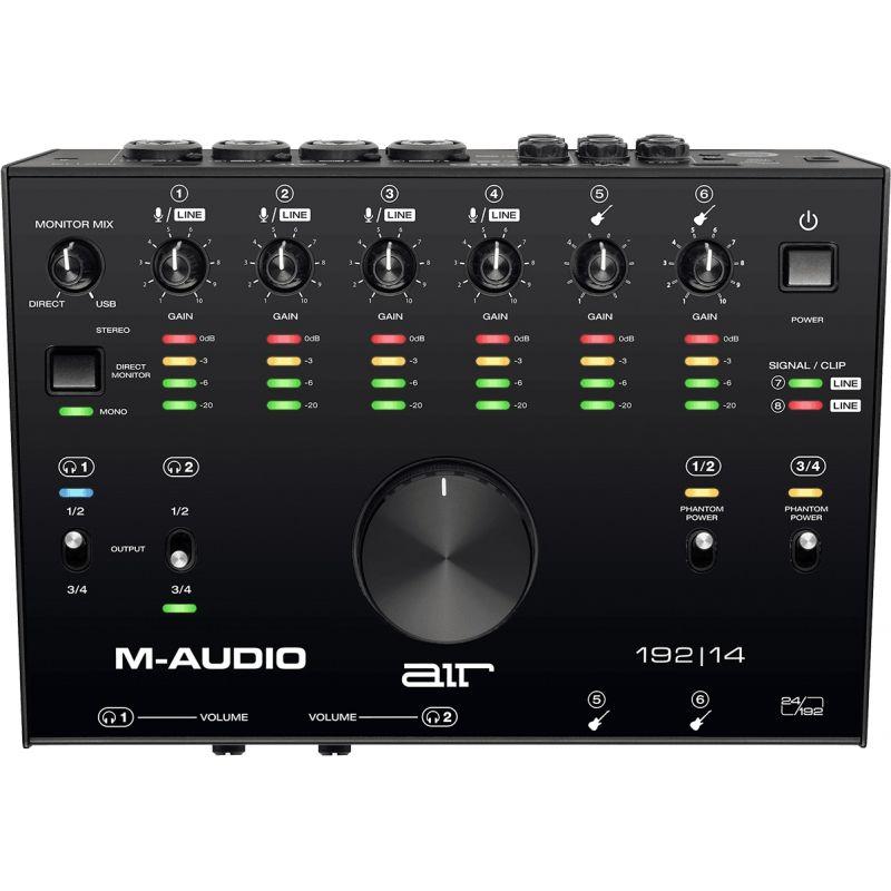 Звуковая карта M-Audio Air 192x14