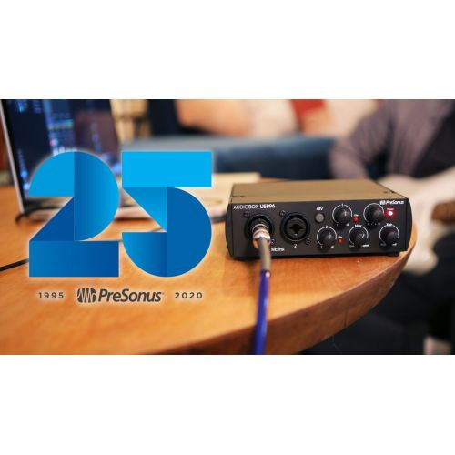 Звуковая карта PreSonus AudioBox USB 96 25th Anniversary Edition