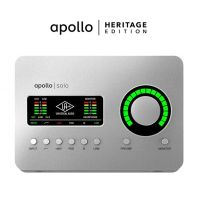Звуковая карта UNIVERSAL AUDIO Apollo Solo Heritage Edition