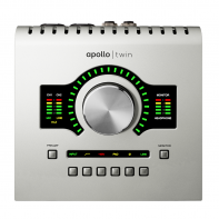 Звуковая карта UNIVERSAL AUDIO APOLLO TWIN USB DUO