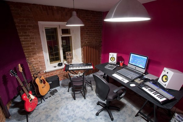 Как создать студию звукозаписи дома: руководство для новичка